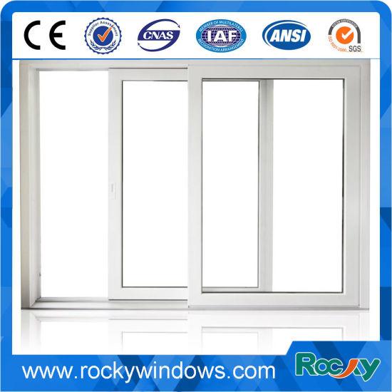 China Anodized Sliver or Bronze Sliding Windows and Doors - China ...
