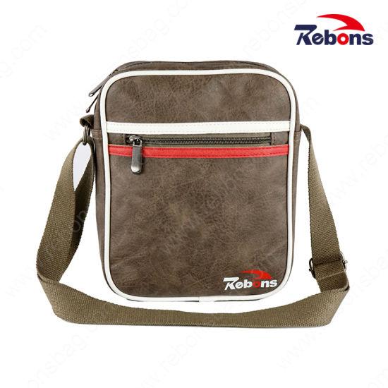 Hot Selling Mini PU Leather Shoulder Sling Bag for Teenager
