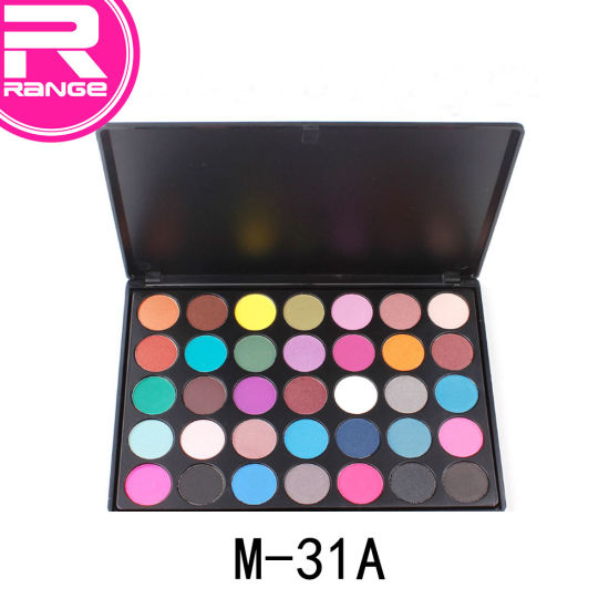 Hot Selling Wholesale Private Label Cheap Cosmetic 35 Color Eyeshadow Palette in Stock pictures & photos