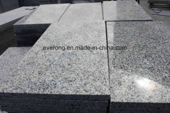 Cheap G640 Eastern White Granite Polished/Flamed/Bush-Hammered Floor Tile in Wholesale