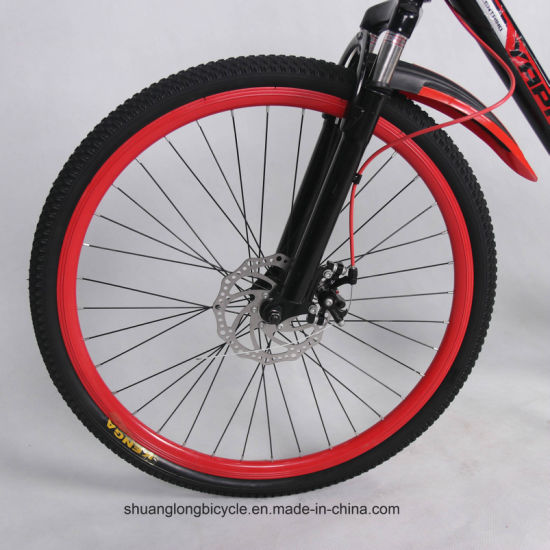 "Full Suspension Mountain Bike / 26"" MTB Bicycle Double Ball Rim pictures & photos"