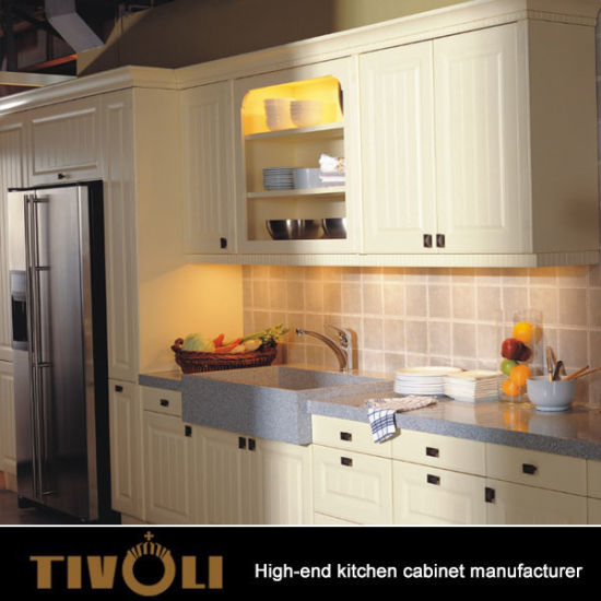 China New Model Joinery Luxury Project Cupboard Kitchen Cabinet