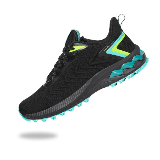 2020 New Breathable Men's Fashion Running Sports Shoes High Quality Men Outdoor Air Cushion Casual Sneakers Men Walking Jogging Shoes