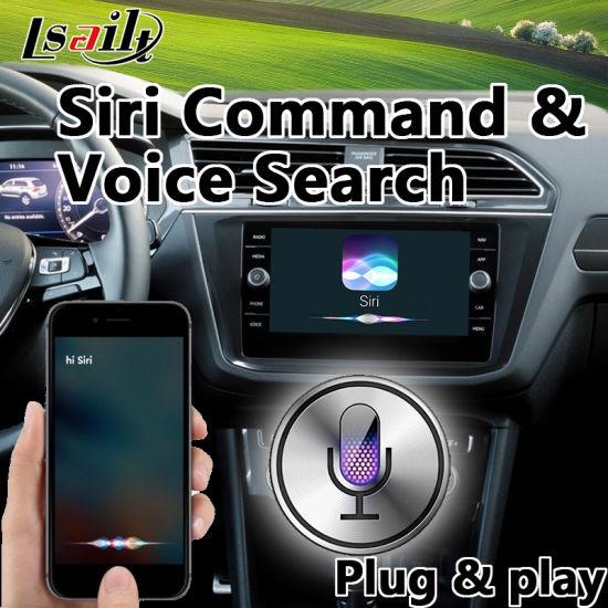 China Plug&Play Apple Carplay Module for Volkswagen Golf7 Tiguan