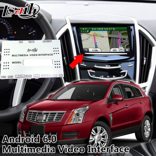 China Car GPS Box Android Auto Interface with Mirrorlink for