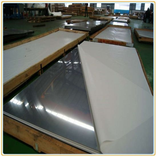 Chemical Industry/ Construction 2b/Ba/No. 1/8K Stainless Steel Sheet (SS304 / X5CrNi18-10 / EN1.4301 / SUS304)