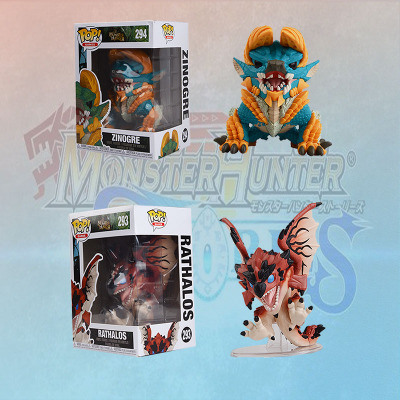 monster hunter world anime characters