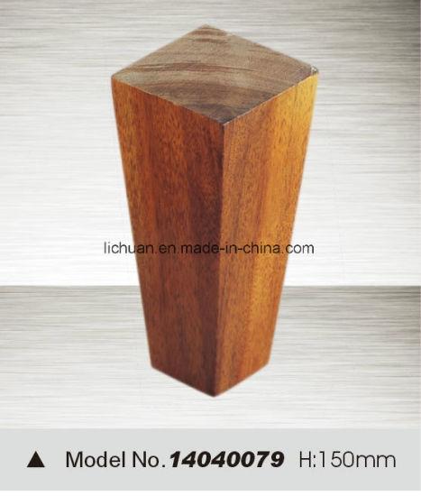 Hot Sale Castor Wooden Cabinet Legs, Sofa Legs (14040154)