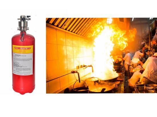 Pri-Safety Superior Fire Suppression