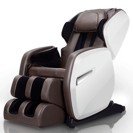 Innovative Whole Body Vibration Air Bag Massage Chair With Shiastu Foot Spa