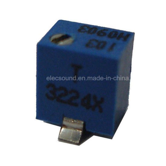 Et3224 Chip Cermet Trimming Potentiometer - Lead Free 10 Ohm to 1m Ohm pictures & photos