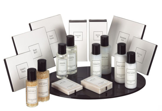Eco Friendly Consumable Hotel Amenities