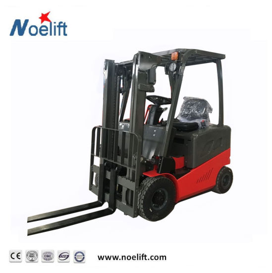 Paper Roll Clamps 2t 3t Electric Forklift Truck with AC Motor
