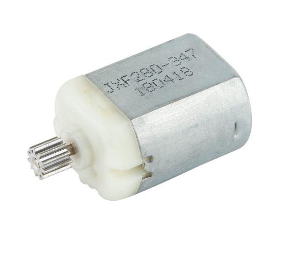 F280-347 12VDC Motor for Auto Window Regulator