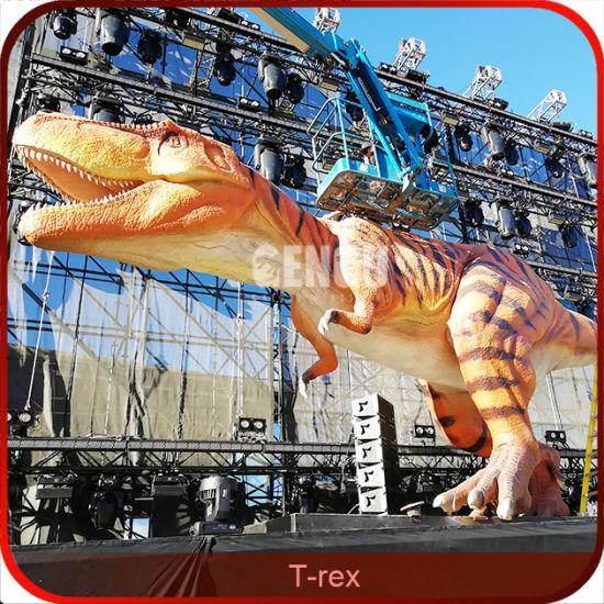 9353dae92 Park Dinosaur Exhibit Dinosaur Life-Size T-Rex Dinosaur pictures & photos