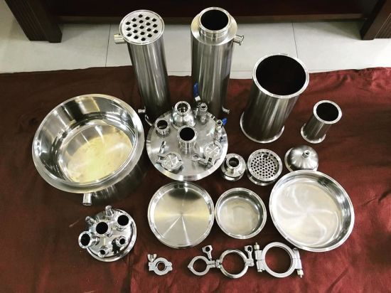 Stainless Steel Food & Beverage Tank Accessories