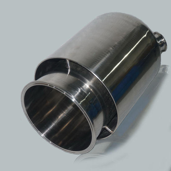 Stainless Steel Extracting Pot with Round Lid and Sight Glass