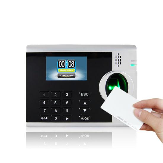 Biometric Fingerprint Time Attendance with USB Port (3000TC/USB)
