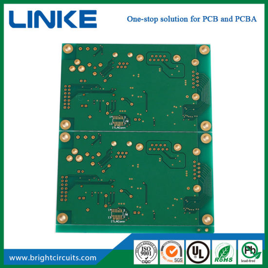 Swell China Immersion Gold Rohs Quick Turn Multilayer Printed Wiring Wiring Cloud Strefoxcilixyz