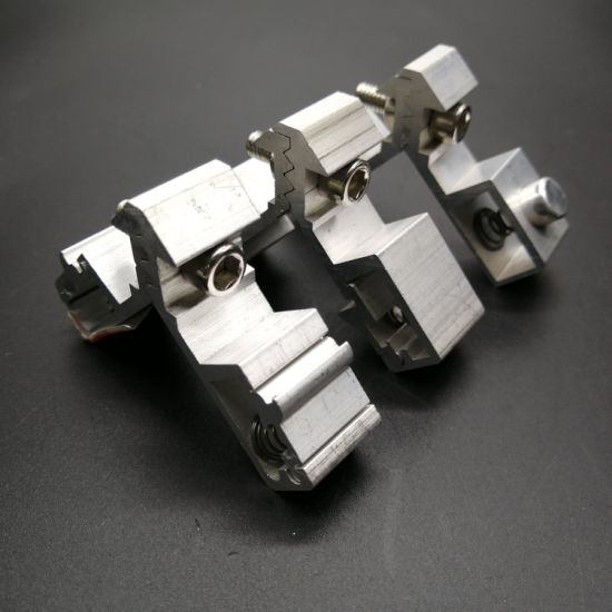 Aluminium Profile Aluminium Window Corner Joint 14*18mm