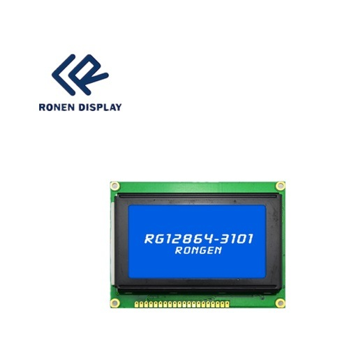 3.1inch Stn LCD Module 128*64 Resolution
