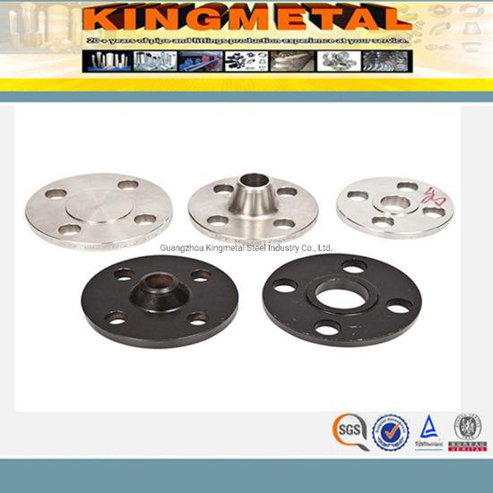 ASTM A105 C22.8 Forged Carbon Steel Flange