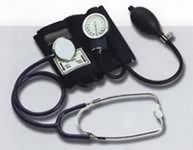 Aneroid Sphygmomanometer with Nylon Cuff pictures & photos