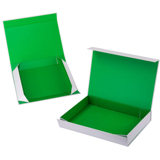 Firstsail Custom Luxury Cardboard Foldable Paper Packaging Folding Gift Box with Magnetic Closure for Clothing Apparel Shoe Cosmetic Jewelry