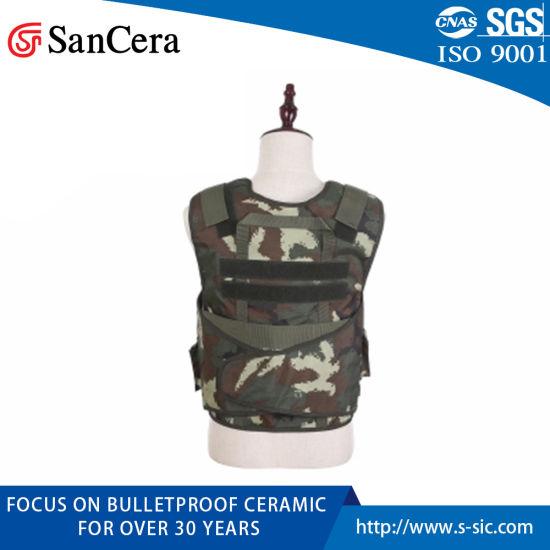 Custom Military Bulletproof Vest Level 5 Military Bullet