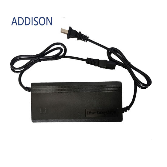 Hot-Selling 20 Cells 72V3a High-Quality Lithium Li-ion Battery Charger for Electric Bike Balance Scooter Battery Pack