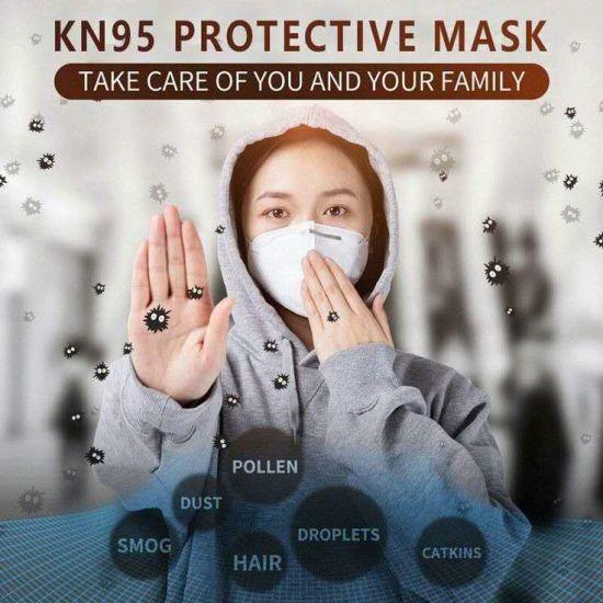 Disposable Best Face Masks KN95