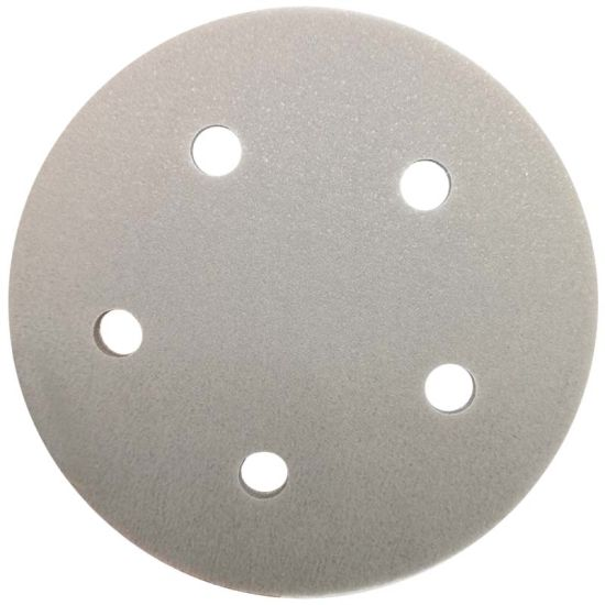 5 Inch 5-Hole 300-3000 Grit Hook and Loop Sanding Sponge Sandpaper for Polishing and Grinding Power Tool Accessories