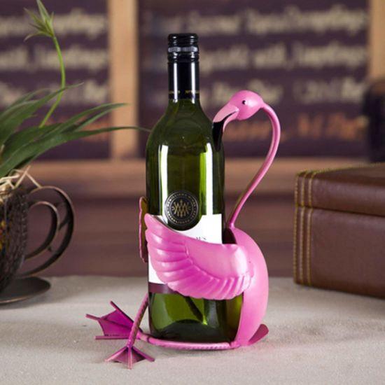 Unique Portable Home Cute Cat Wine Glass Bottle Rack Holder China Novelty Metal Wine Bottle Holders Unique Wine Holder Made In China Com