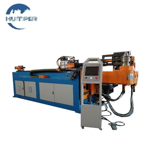 89 CNC Galvanized Steel Pipe Bending Machine 4 Axis for Auto Tube Parts Automatic Hydraulic Bender