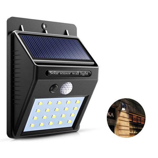48 LED Solar Light Motion Sensor Light Waterproof Outdoor Garden Security Light
