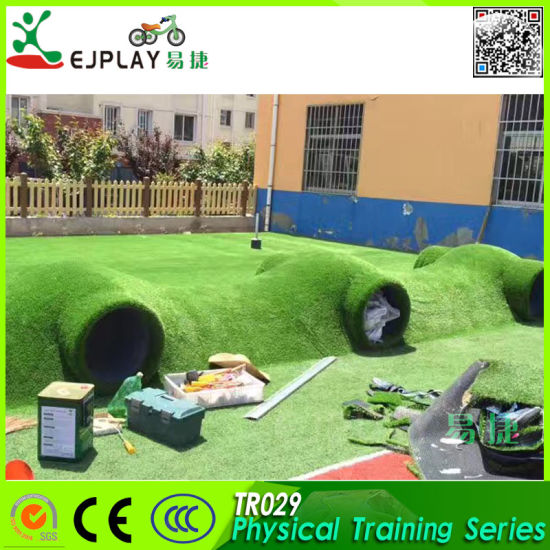 China Low Price Children Paradise Climbing Frames Rope Course ...