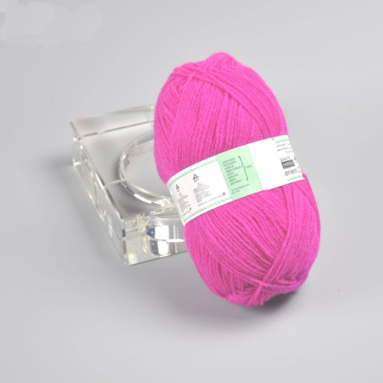 Cheap Price China Team Best Selling Crochet Yarn Wholesale China