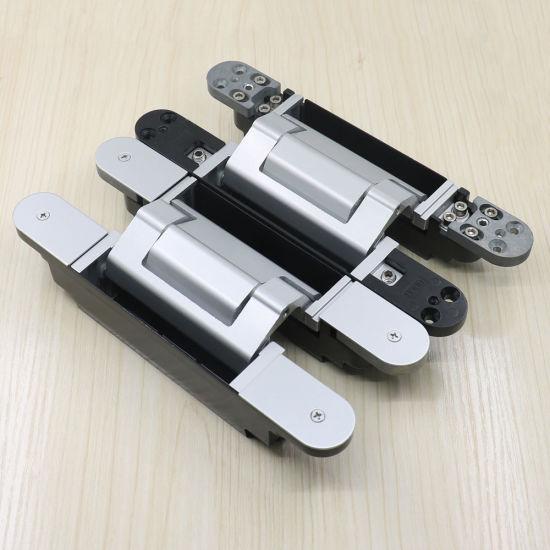 China 180 Degree Zinc Alloy 3d Adjustable Heavy Duty Garage Door