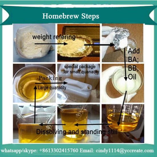 China Injectable Steroid Oil Deca 300 for Muscle Mass