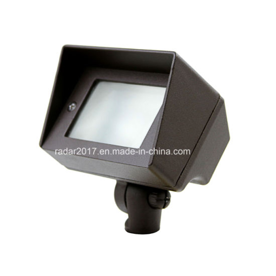 Bronze /Black LED Flood Light Outdoor Garden Light Aluminum Landscape Lighting pictures & photos