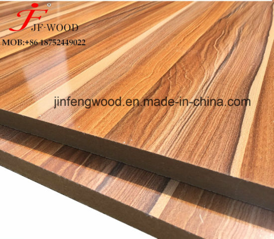 Indoor Furniture Afric Market Used High Density Cabinet Customer Code Melamine MDF Board