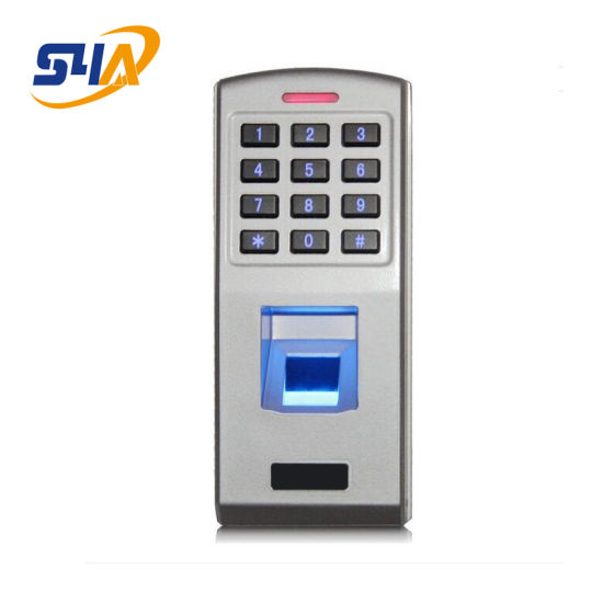 Metal Fingerprint Access Controller with Keypad