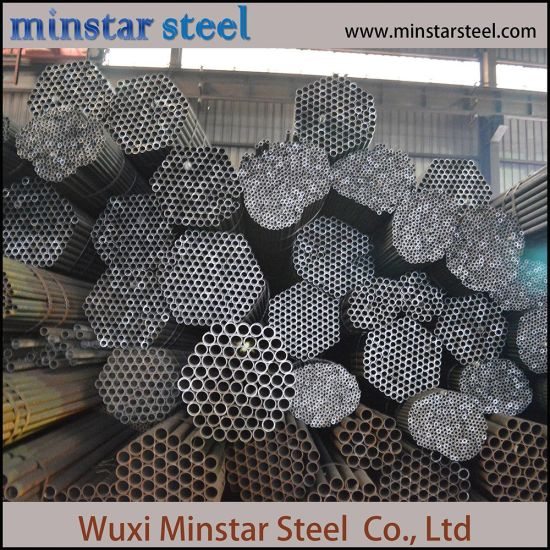 ASME 1020 Material Sch40 Carbon Structure Steel Pipe pictures & photos