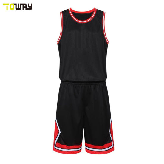05602b9453f China Plain Custom New Design Basketball Uniforms - China New Design ...