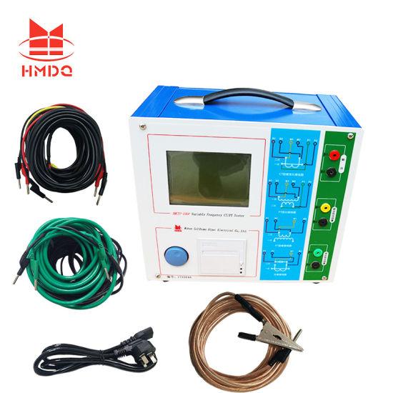 China CT PT Polarity Test Meter Transformer Tester - China High