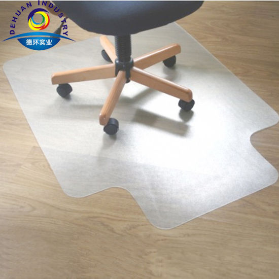 Transparent Rectangular or Lipped Shape Straight or Beveled Edge Vinyl Chair Mat & China Transparent Rectangular or Lipped Shape Straight or Beveled ...