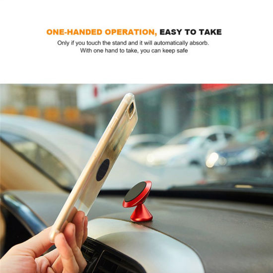 China Magnetic Car Phone Holder Mini Stand Cell Phone Magnet