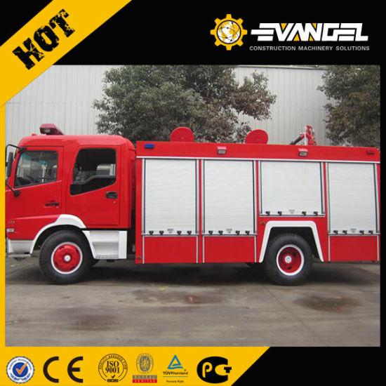 Isuzu Fire Fighting Equipment, Good Quality Water Fire Truck