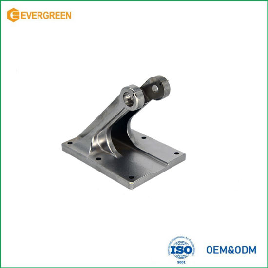 OEM 316L Stainless Steel CNC Machining Auto Parts with ISO9001