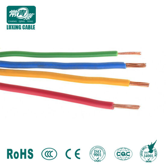 Miraculous China Bv Low Voltage Electric Wires Cable Indoor And Outdoor Use Wiring Cloud Hisonuggs Outletorg